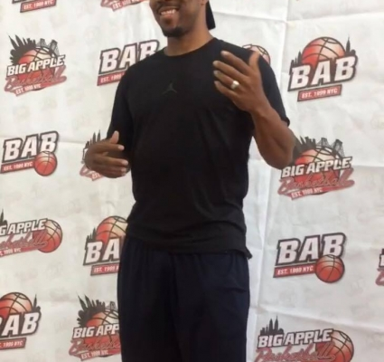 KEYDREN CLARK SPEAKS TO BAB PLAYERS (PART 1)