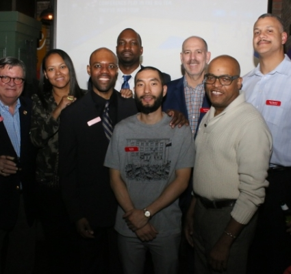 RECAP OF BAB MARCH MADNESS COCKTAIL PARTY AND SILENT AUCTION