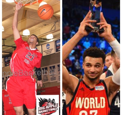 JAMAL MURRAY SHINES DURING NBA ALL-STAR WEEKEND