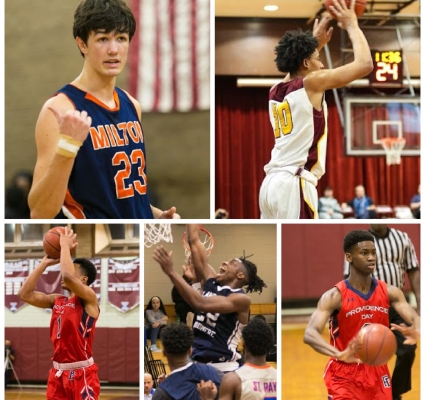 BIG APPLE BASKETBALL INVITATIONAL ALL-TOURNAMENT TEAMS