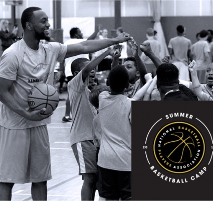 NATIONAL BASKETBALL PLAYERS ASSOCIATION CAMPS
