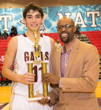 ty jerome mvp trophy