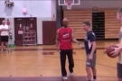 JASON CURRY TALKS ABOUT HELPING OTHERS AT BASKETBALL CAMP