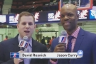 JASON CURRY WORKING ON MSG AS ANALYST