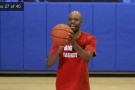 VIDEO: HOW TO SHOOT A BASKETBALL FARTHER