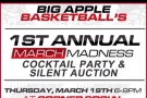 BAB MARCH MADNESS COCKTAIL PARTY & SILENT AUCTION